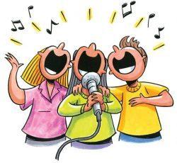Sing – along